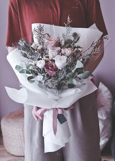 花束 | 永生玫瑰