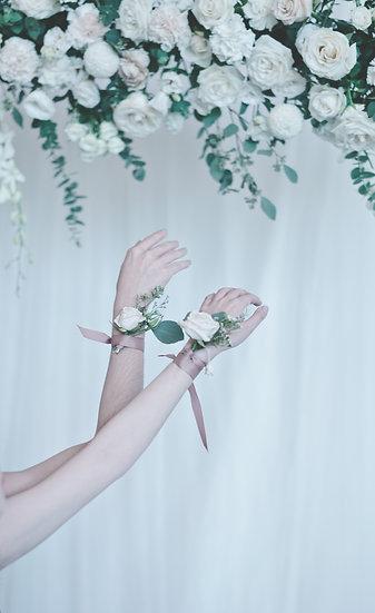 新娘 | 鮮花手腕花