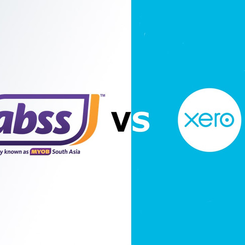 ABSS / MYOB vs Xero - Which Accounting Software is Best for Your Business?