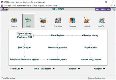 MYOB Banking
