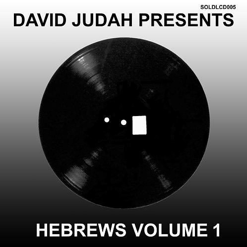 Hebrews Vol 1 CD