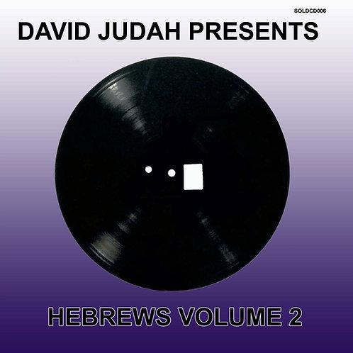 HEBREWS VOL 2 CD