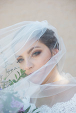Bride with Beautiful Eyes
