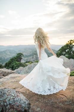 Bride Spinning