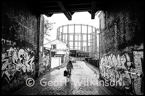 Corbridge Crescent, Hackney, E2.