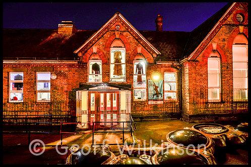 Redbridge Arts Centre, South Woodford.