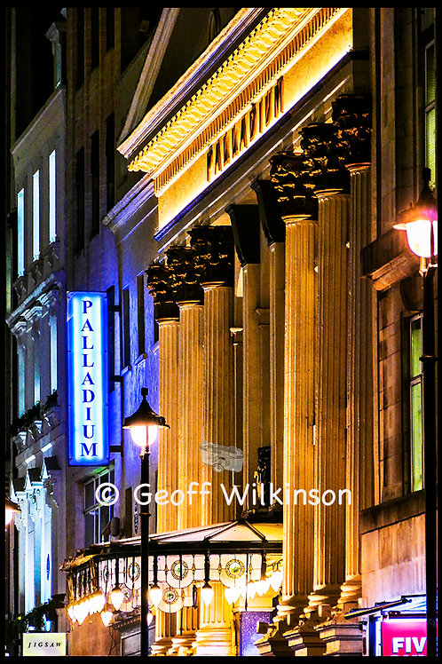 The London Palladium.