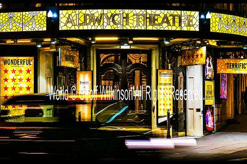 Aldwych Theatre (1) London.