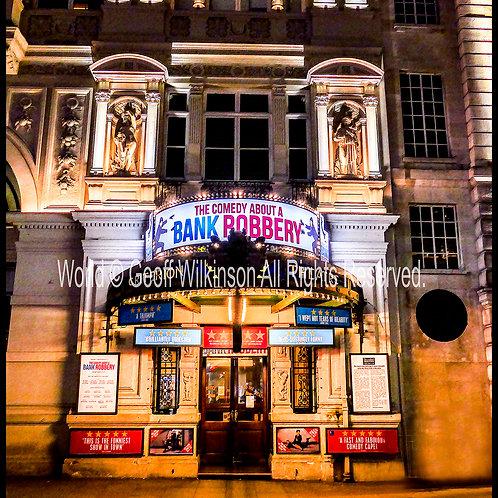 Criterion Theatre, London.