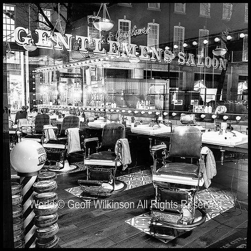 Barber Shop Brushfield Street