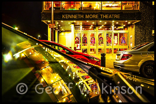 The Kenneth Moore Theatre (2),Ilford.