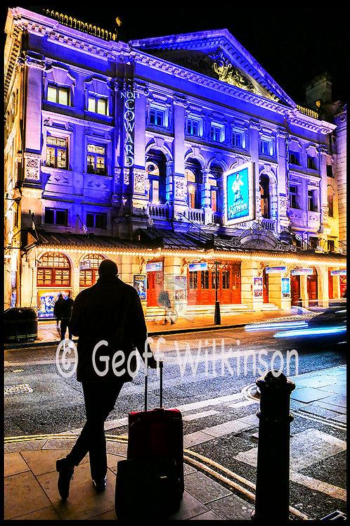 Noel Coward Theatre, London.