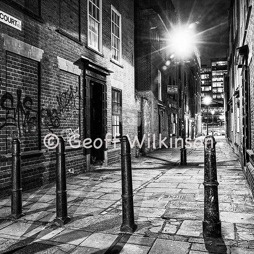 Puma Court, Spitalfields.(2)