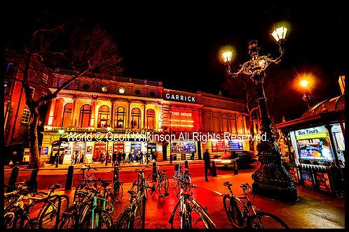 Garrick Theatre, London.