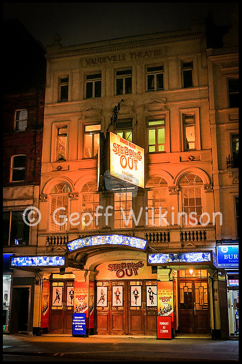 Vaudeville Theatre, The Strand