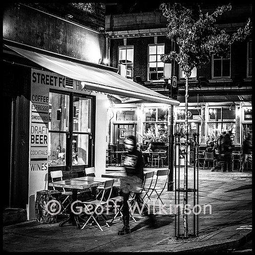 Broadway Market, Hackney, E8.