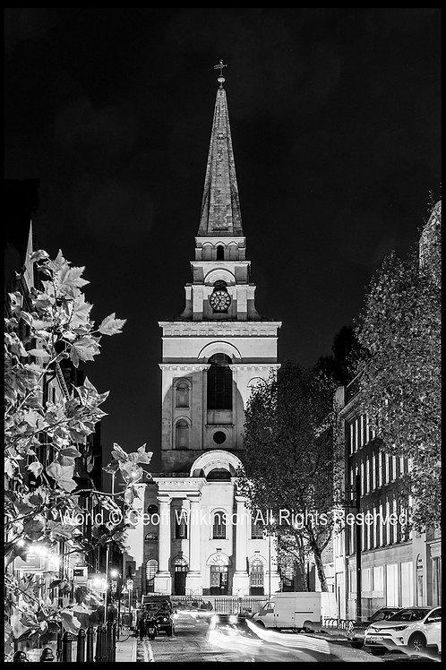 Christchurch, Spitalfields.