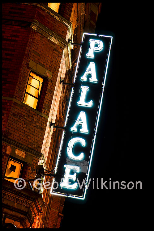 Palace Theatre (1), London.