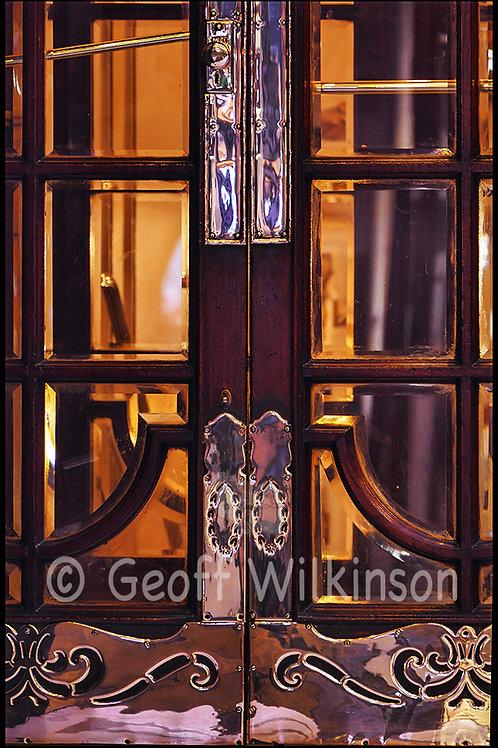 London Palladium, Argyll Street doors