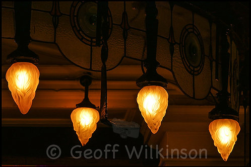 Four Lights The London Palladium.
