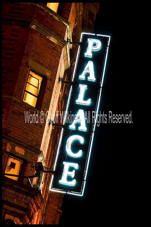 Palace Theatre (1), London.