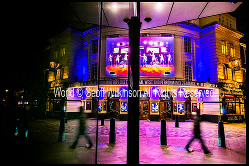 Piccadilly Theatre, London.