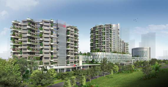 Ng Teng Fong General & Community Hospital | CPPL Project Management