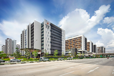 Sengkang General Hospital | CPPL Project Management