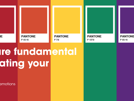 The use of colour in your brand