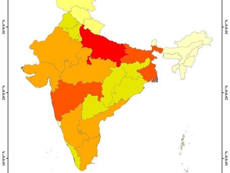 NUMBER OF AADHAAR POPULATION IN INDIA
