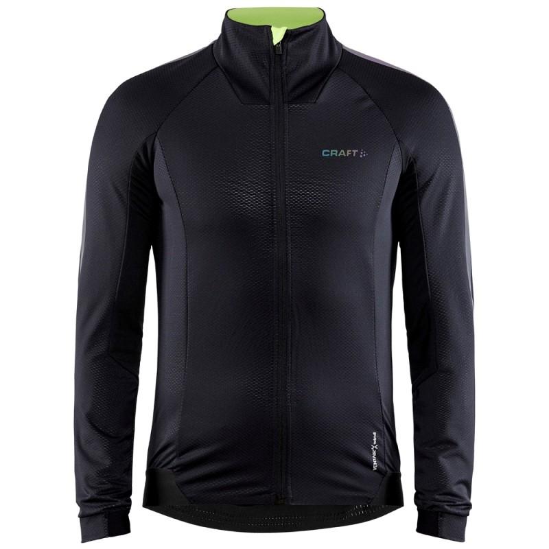 Craft adv softshell jacket black