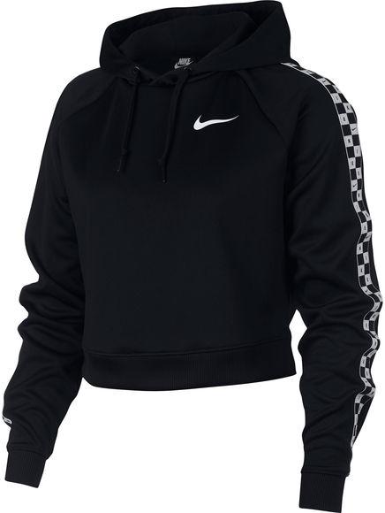 Nike crop hoody