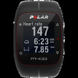 Polar M 430 zwart