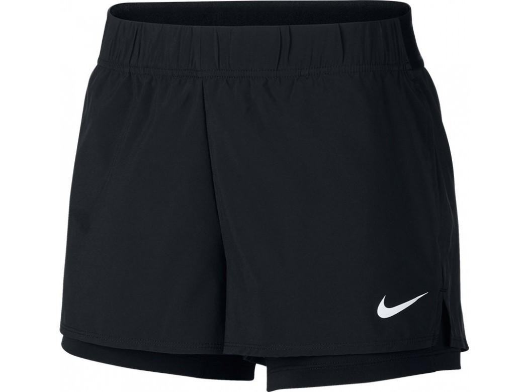 Nike court flex short black