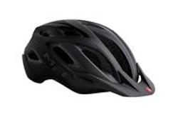 Met helm CROSSOVER XL zwart