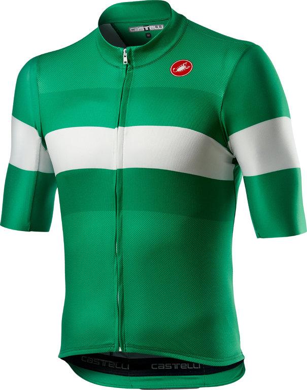 Castelli Lamitica jersey green
