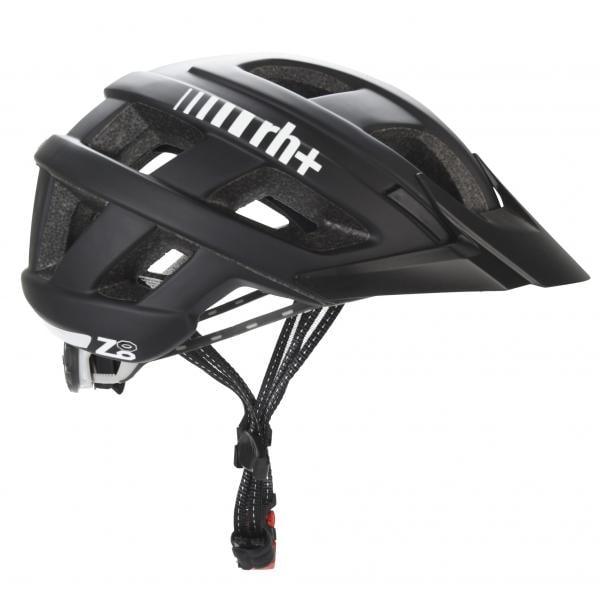 RH+ helm z8 zwart