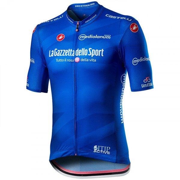 Castelli Giro jersey azurro