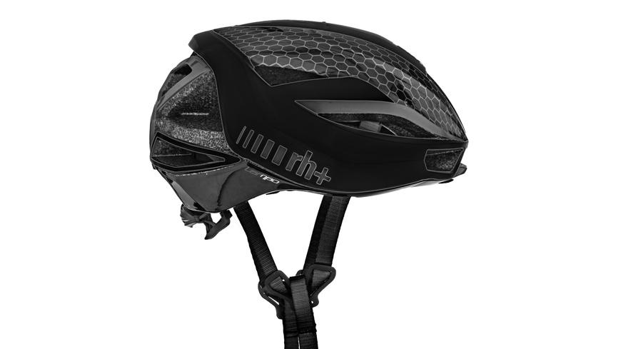 RH+ helm Lambo matt black-dark silver