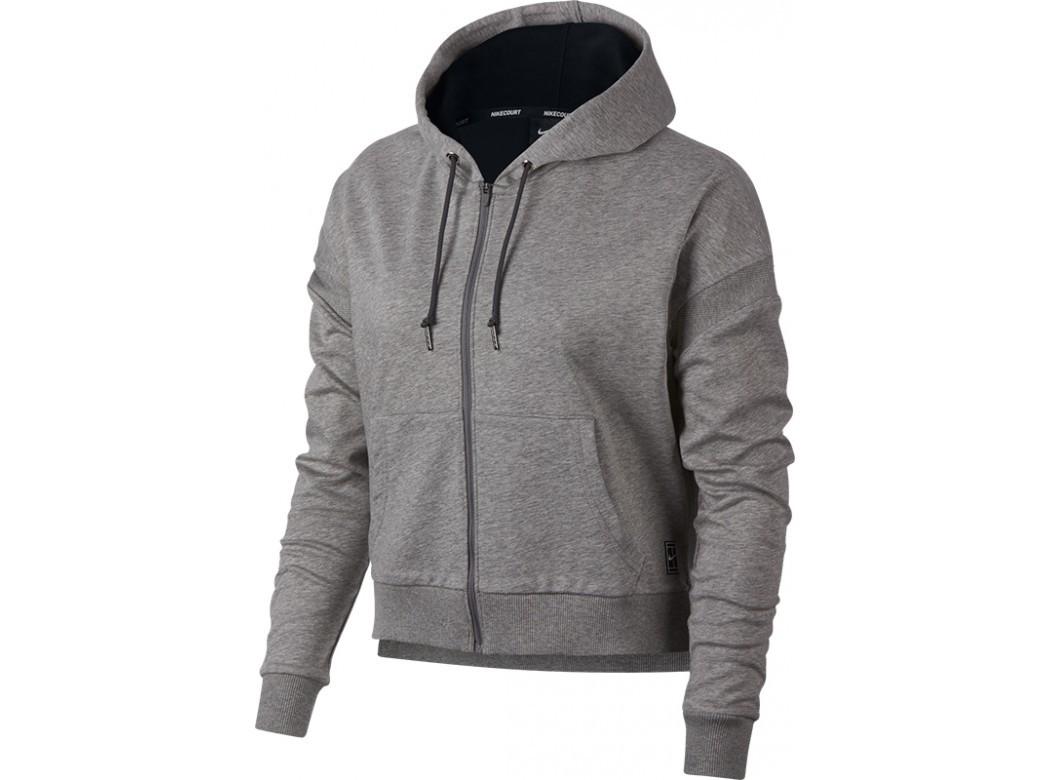 nike court off full zip hoody