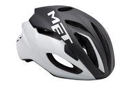 Met helm RIVALE zwart-wit