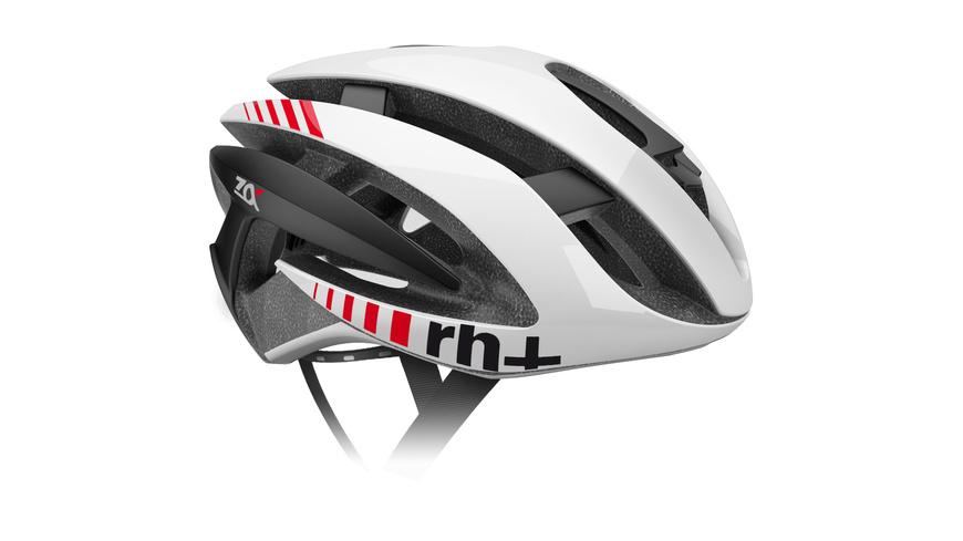 RH+ helm Z ALPHA shiny white-matt bl