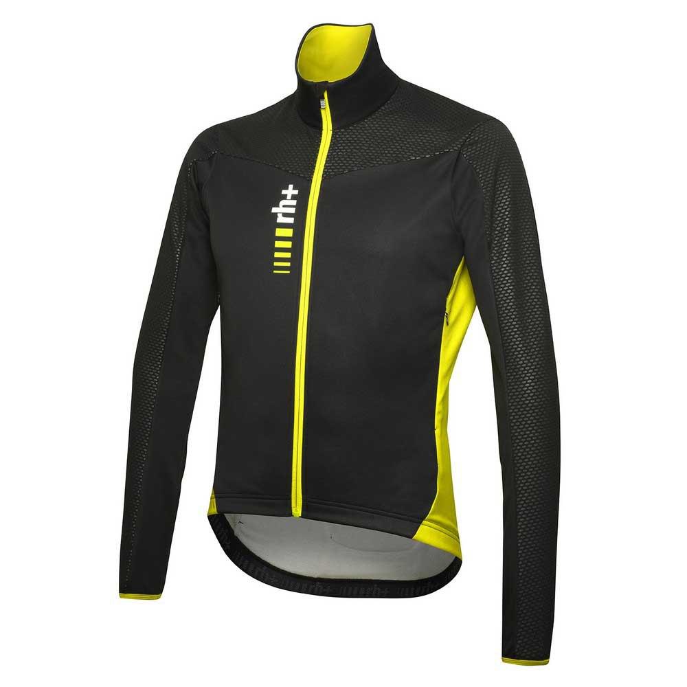 RH+ blaze jacket black-yellow
