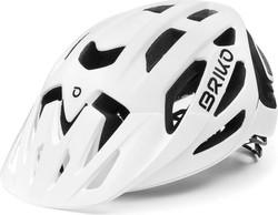 Briko helm Sismic white