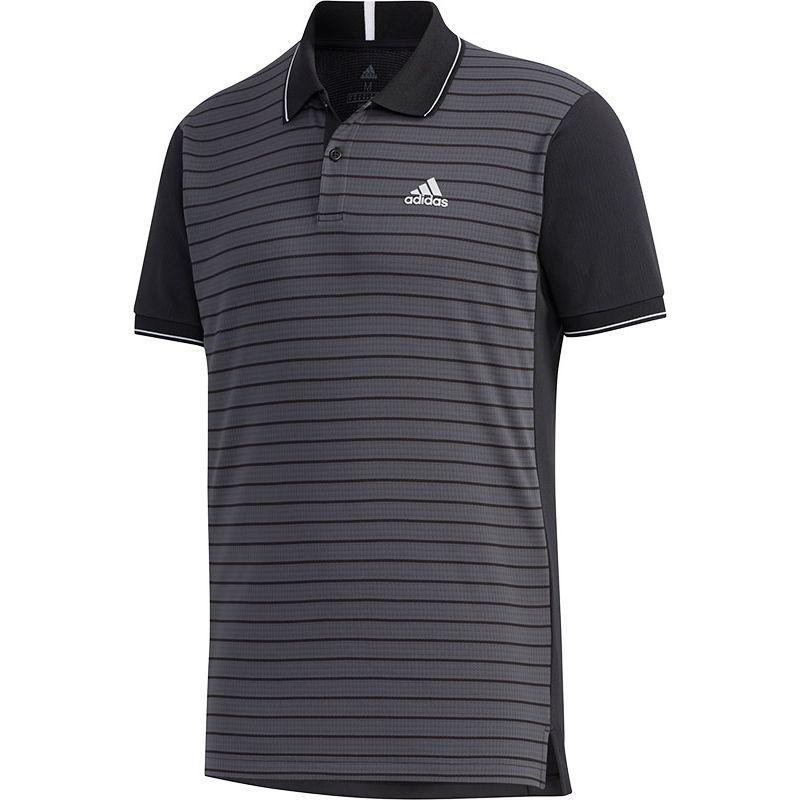 Adidas heat ready polo black