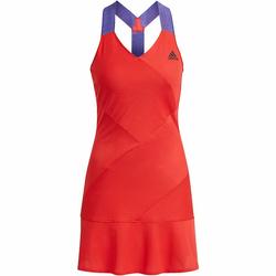 Adidas primeblue dress red
