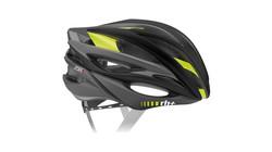 RH+ helm ZW matt black-yellow