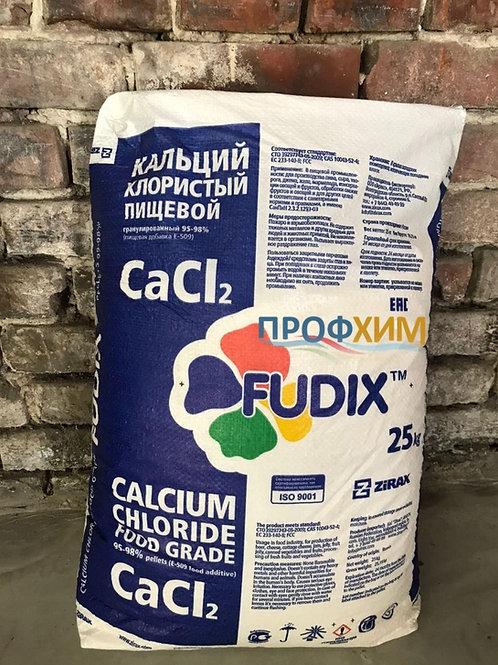 Кальцій хлористий харчовий Росія