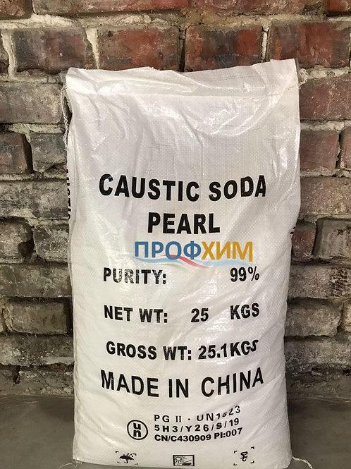 Сода каустическая / Натрий едкий гранулированный Китай