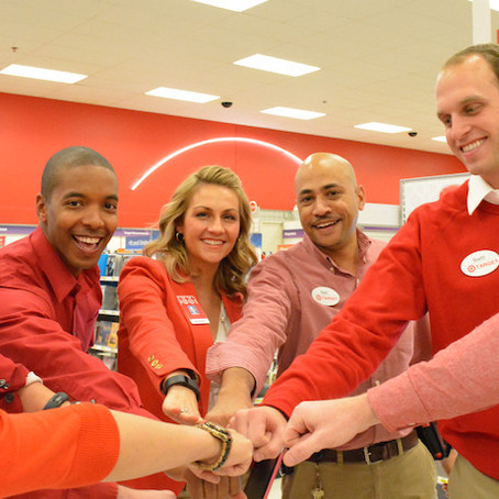 Target Releases Workforce Diversity Report - Commits to Increase Diverse Representation